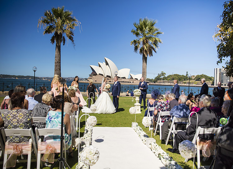 Wedding Ceremony Package Hire