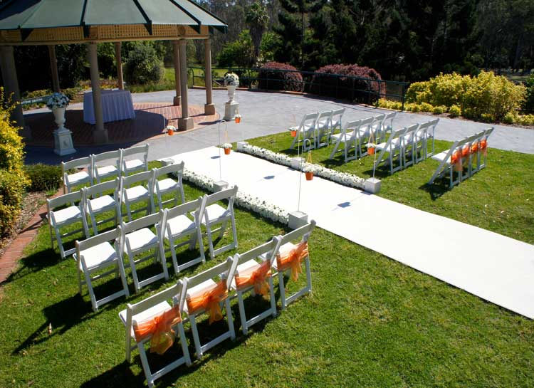 Garden Wedding Venue