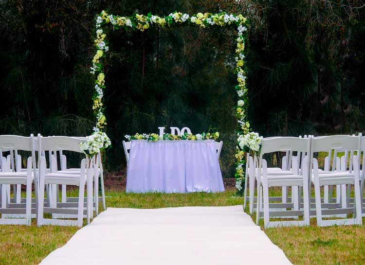 Enchanted wedding ceremony package adorable wedding concepts wedding ceremony package junglespirit Choice Image
