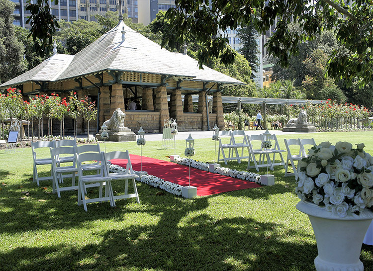 Wedding Ceremony Package