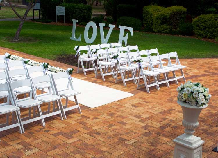 Colebee Centre Wedding