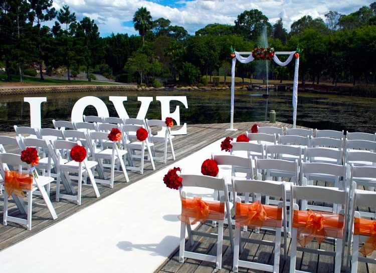 Nurragingy Wharf Wedding